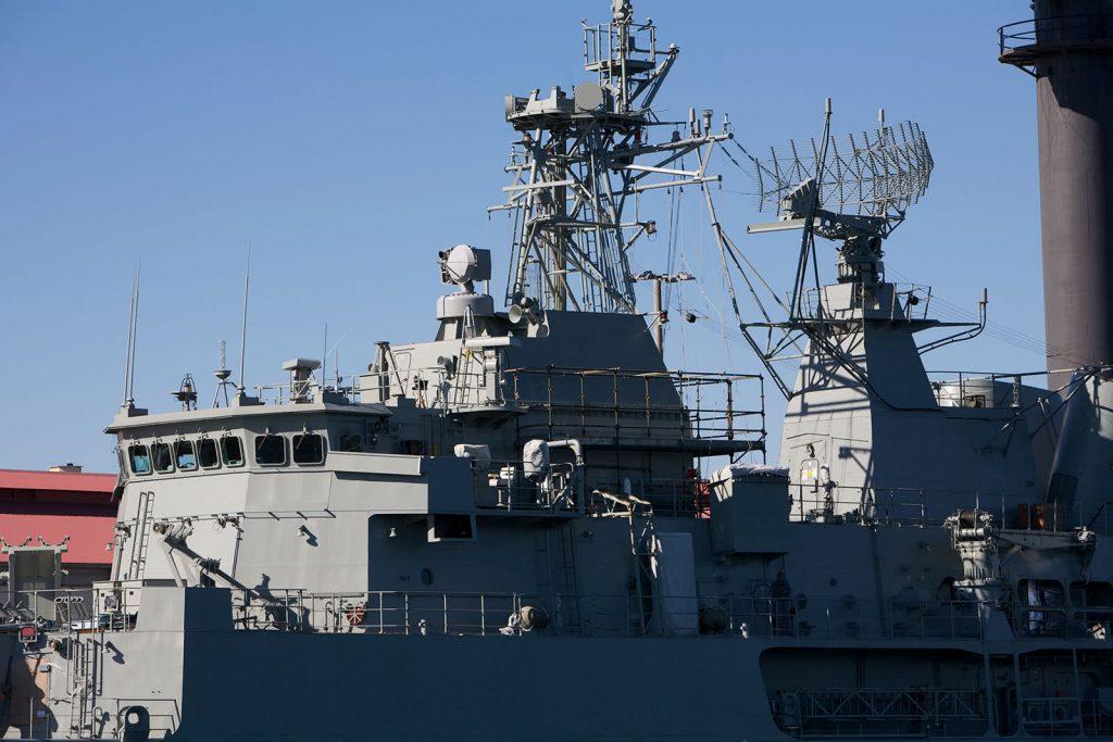 Australian war ship - defence industry opportunities